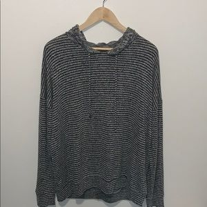 Lucky Brand Striped Hoodie